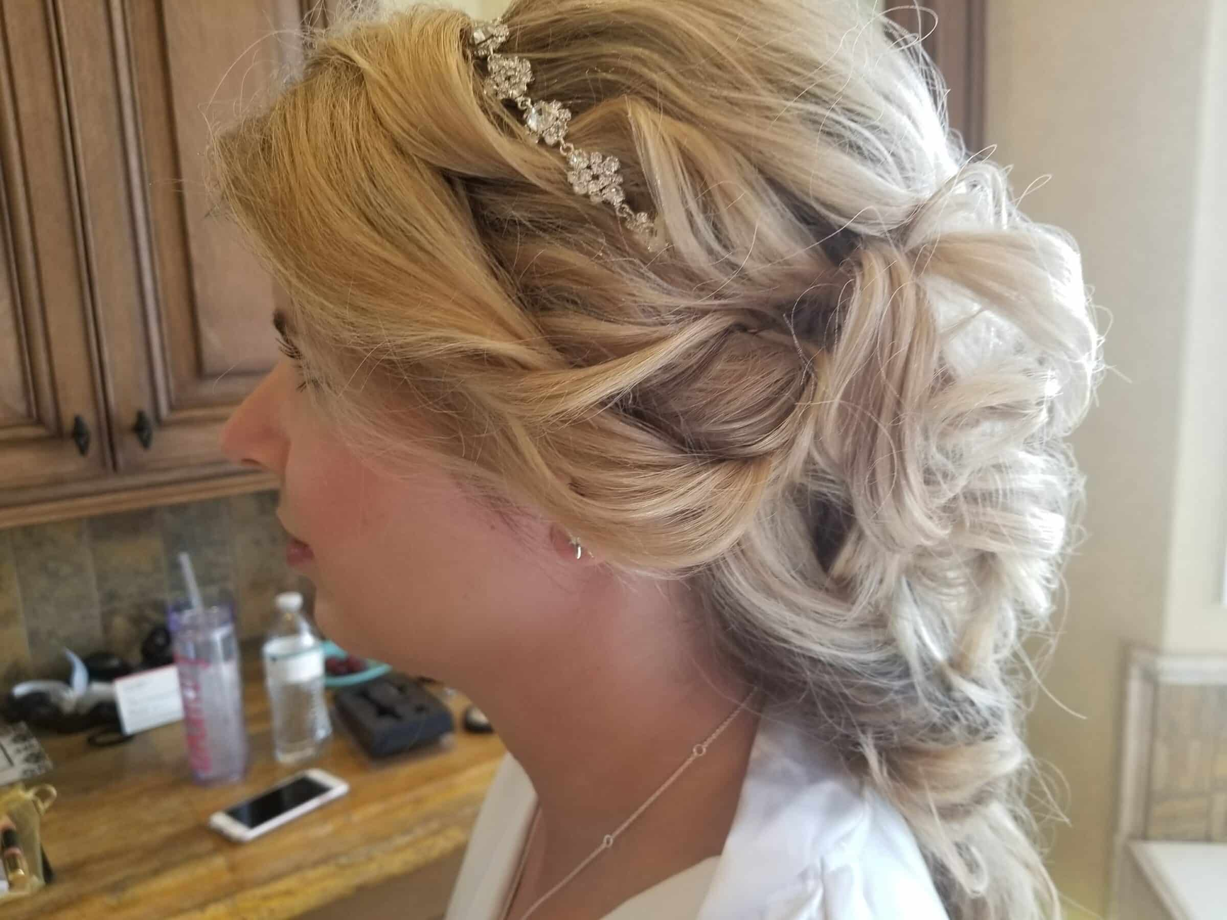 Updo - Destin Hair Studio