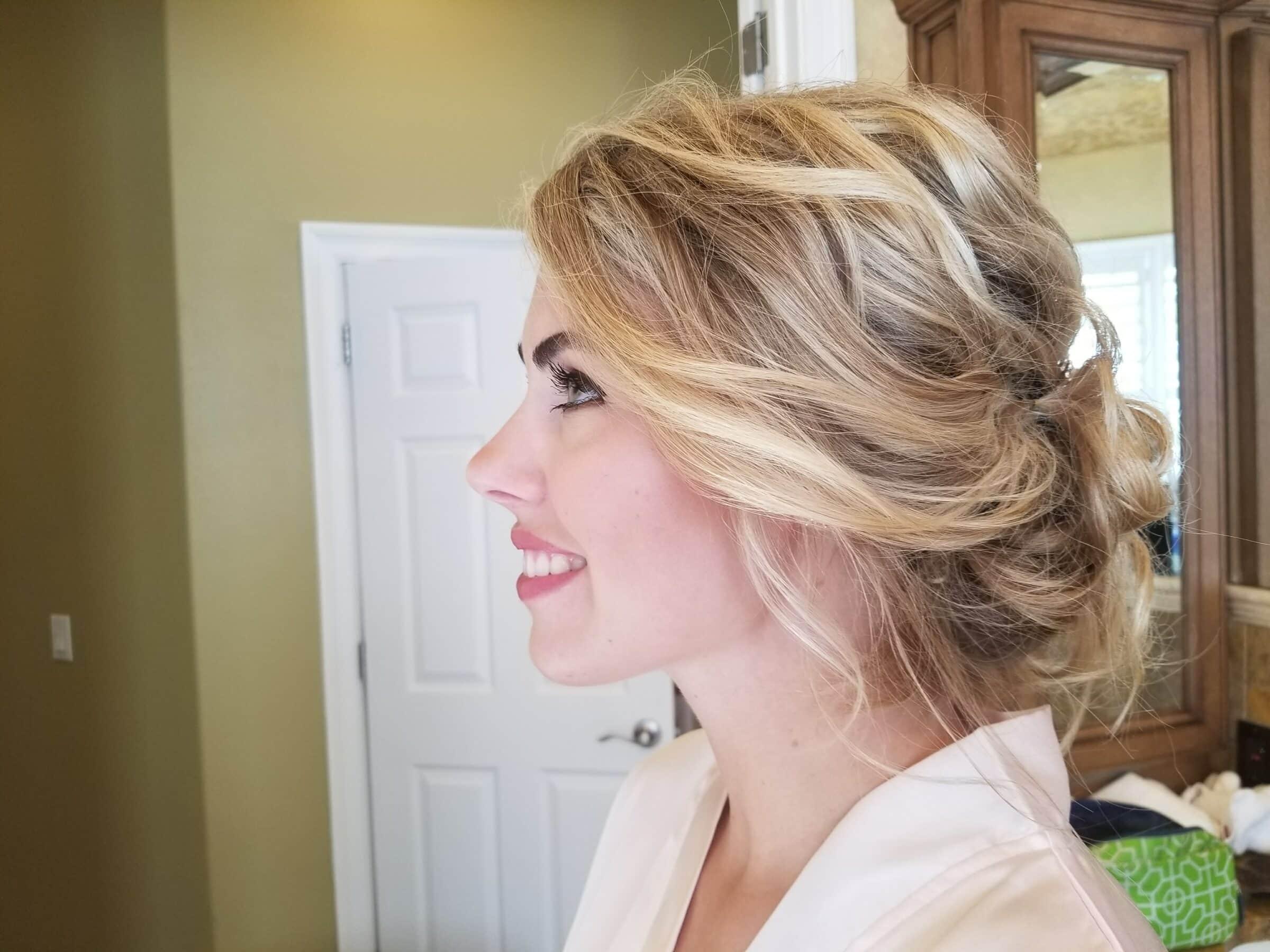 bridal - destin hair studio