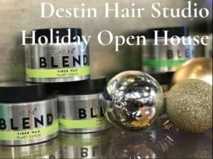 Destin Hair Studio Grand Opening and Holiday Open House Featured Image