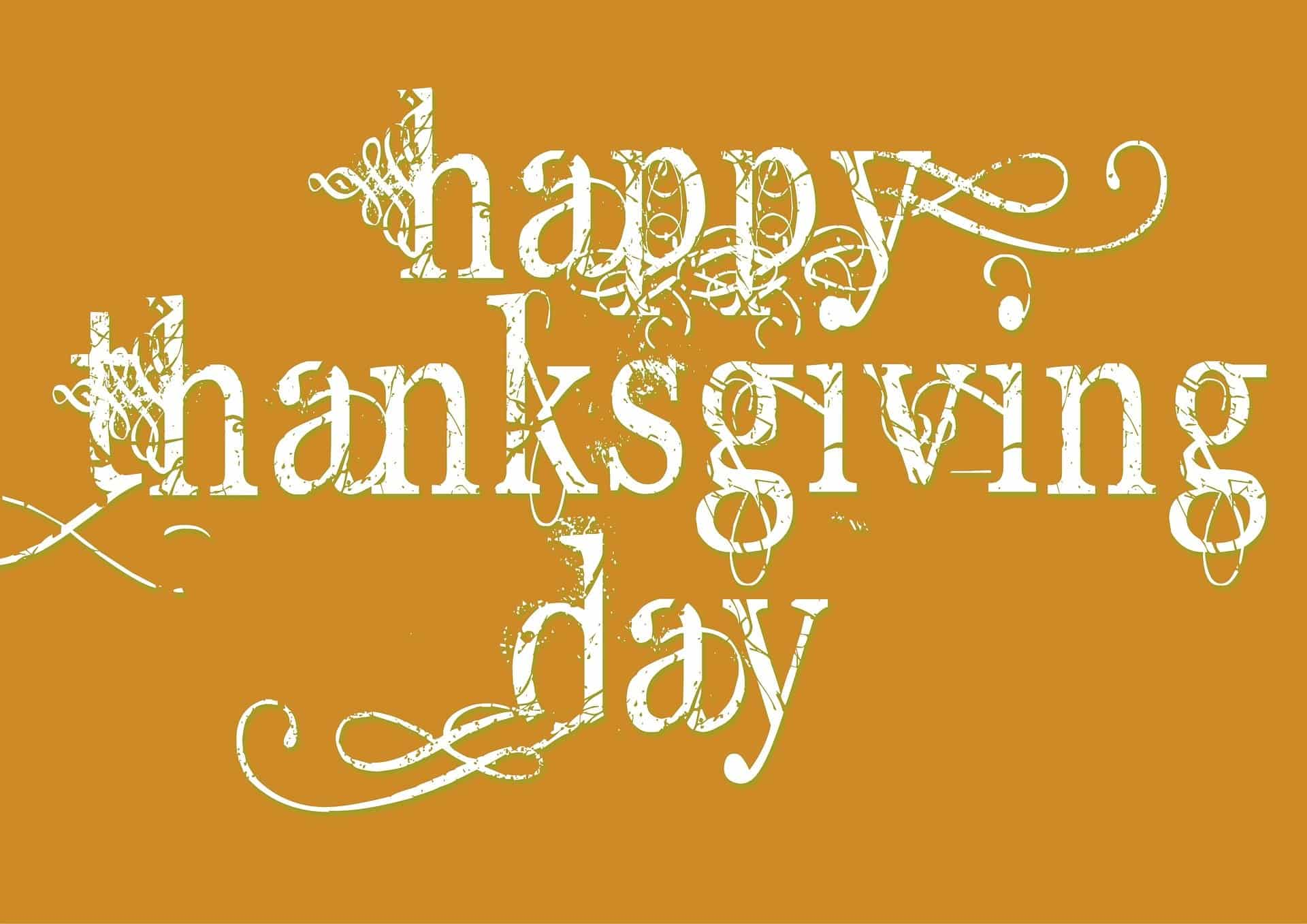 Destin Florida - Happy Thanksgiving
